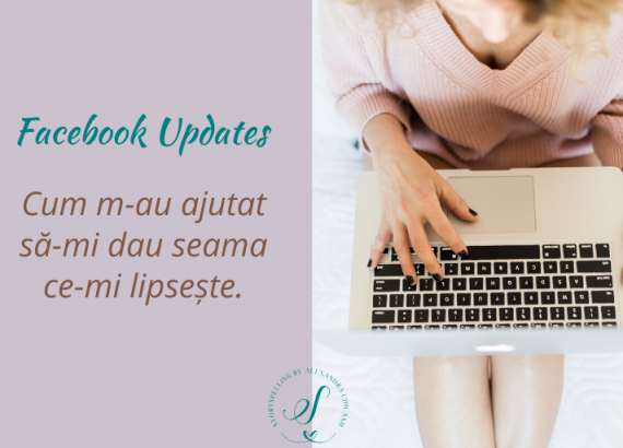 Facebook Updates cover