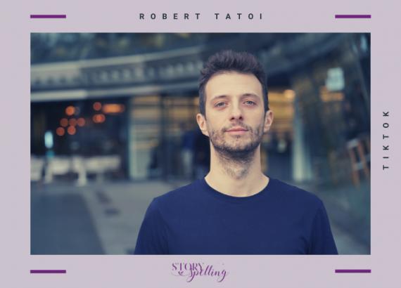 Robert Tatoi TikTok